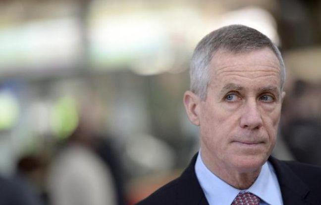 Le procureur de Paris, Francois Molins, le 21 avril