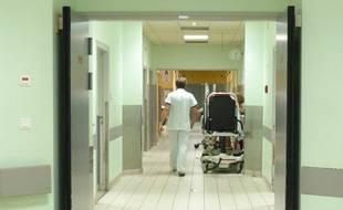 Les périodes de canicule sont des périodes sensibles pour les soignants (illustration).