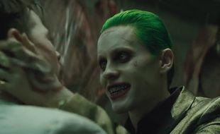 Jared Leto fait le joker dans «Suicide Squad»