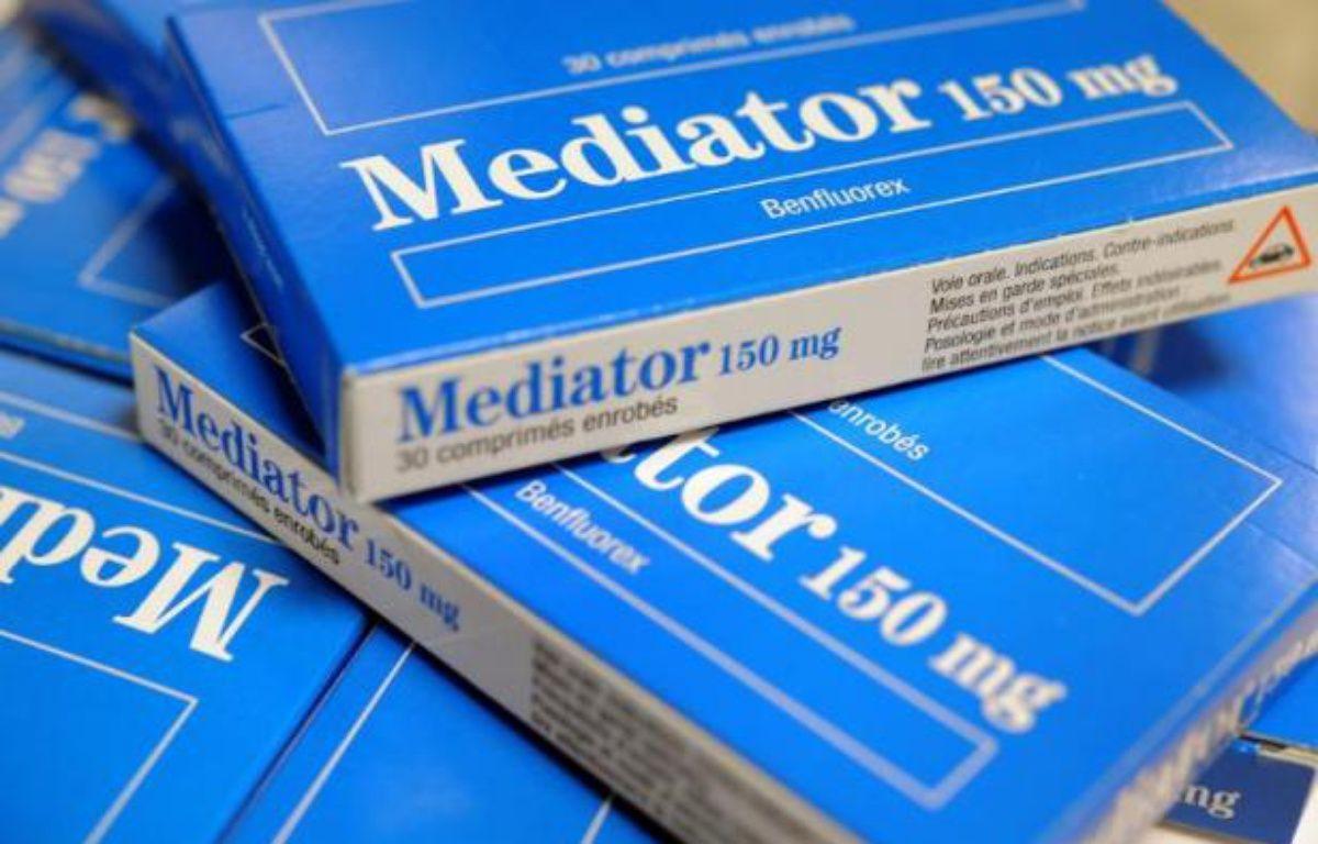 Des plaquettes de Mediator – Fred Tanneau AFP