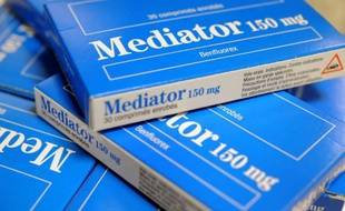 Des plaquettes de Mediator