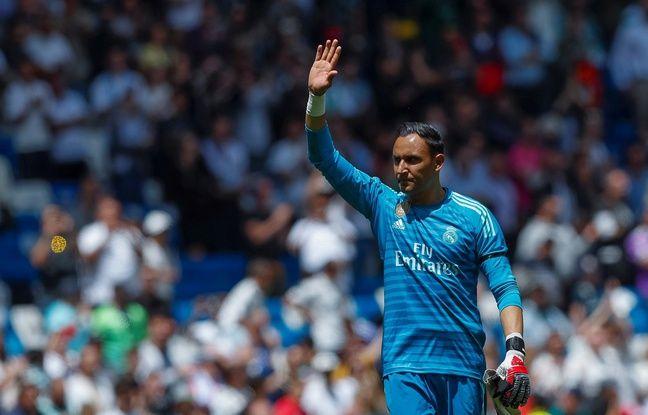 Mercato PSG: Le gardien Keylor Navas va quitter le Real Madrid pour Paris selon la presse du Costa-Rica