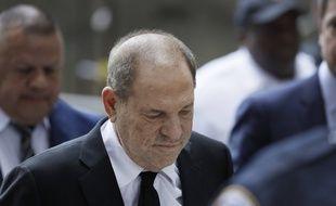 Le procès de l'ex-producteur de cinéma déchu, Harvey Weinstein, devait s'ouvrir le 9 septembre.