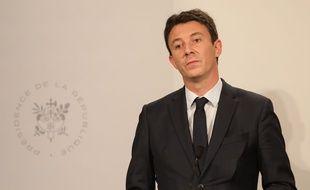 Benjamin Griveaux, porte-parole du gouvernement le 19 décembre 2018, à Paris.