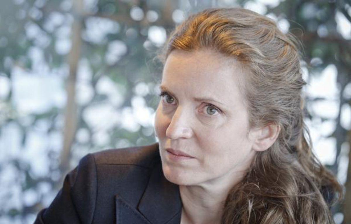 Nathalie Kosciusko-Morizet (NKM), candidate UMP à la Mairie de Paris, le 8 octobre 2013. – A. GELEBART / 20 MINUTES