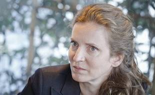Nathalie Kosciusko-Morizet (NKM), candidate UMP à la Mairie de Paris, le 8 octobre 2013.