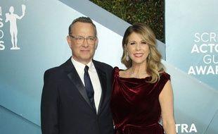 Les époux Tom Hanks et Rita Wilson