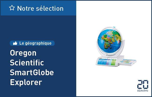SmartGlobe Explorer
