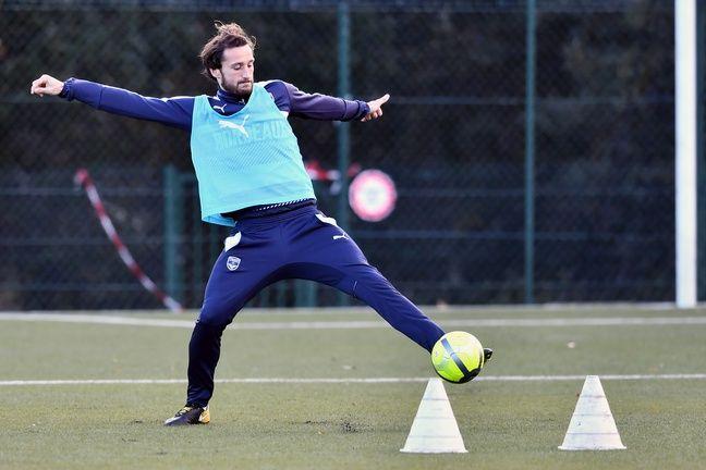 Paul Baysse devrait effectuer son premier avec les Girondins à Troyes.
