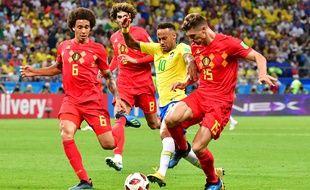 Les Belges très bien partis pour rejoindre les Bleus en demies...