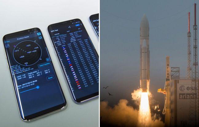 Comment le programme spatial européen Galileo rêve de doper votre géolocalisation
