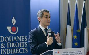 Gérald Darmanin, le ministre des Comptes publics.