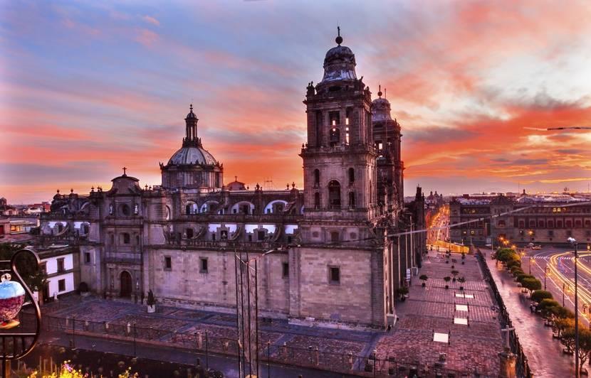 Découvrir Mexico sur les traces de Frida Kahlo