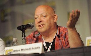 L'auteur de comics Brian Michael Bendis au Comic Con de San Diego en 2013