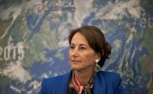 Ségolène Royal, la ministre de l'Ecologie.