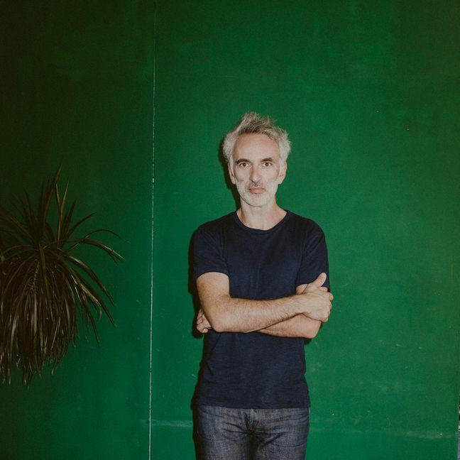 Vincent Delerm, président du jury Grand Prix Poésie 2021.
