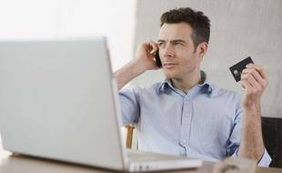 Le gendarme financier alerte sur les faux sites de banques en ligne. (Illustration).