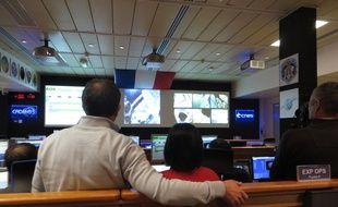 Les équipes du Cnes ont suivi en direct ce vendredi la première sortie de l'astronaute français Thomas Pesquet dans l'espace.