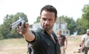 Rick, le héros d ela série The Walking Dead