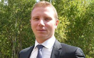 Le maire LR de Rillieux Alexandre Vincendet.