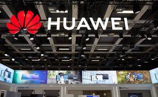 Image d'illustration de la marque chinoise de télécoms Huawei.