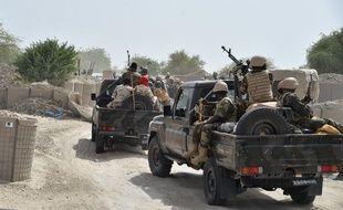 Un convoi de l'armée nigérienne en juin 2016 (illustration).