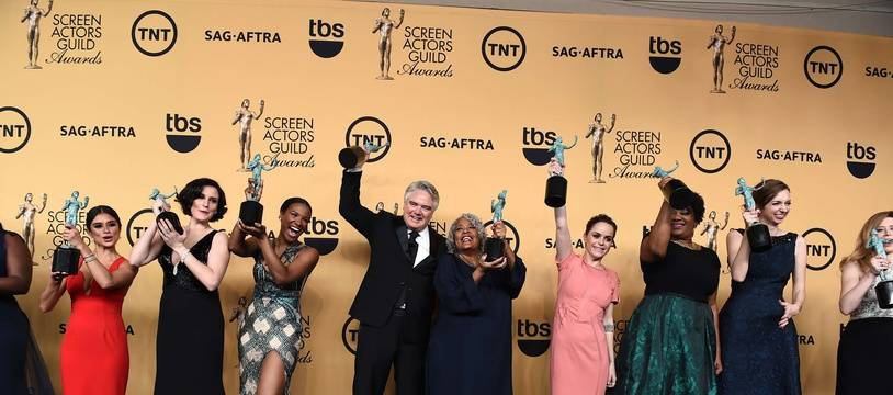 "Le casting d' ""Orange is The New Black"" Screen Actors Guild Awards le 25 janvier 2015"