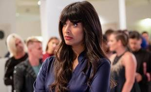 Jameela Jamil dans la série «The Good Place».