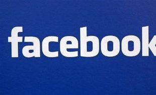 Les logos de Facebook et McDonald's