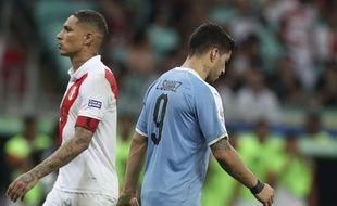Luis Suarez a raté le premier penalty de la séance