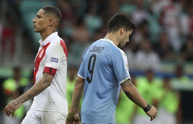 VIDÉO. Copa América: Trois buts refusés pour hors-jeu, un péno raté de Suarez... L'Uruguay sorti par le Pérou