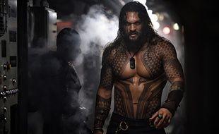 Jason Momoa dans Aquaman de James Wan
