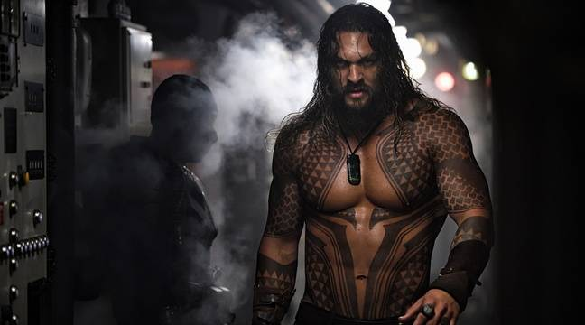 Seven Reasons To Dive Into The Bluescreen With Jason Momoa