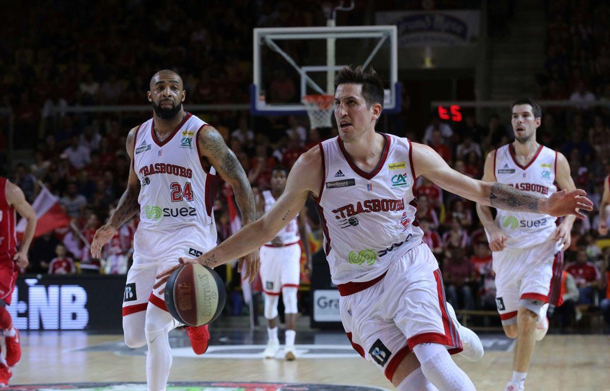 Basket: Qui de Strasbourg ou Chalon reprendra l'avantage en finale des play-offs de Pro A? Le match 3 à suivre en live à partir de 20h20 – Yan Lerval/SIPA;
