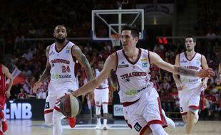 Basket: Qui de Strasbourg ou Chalon reprendra l'avantage en finale des play-offs de Pro A? Le match 3 à suivre en live à partir de 20h20