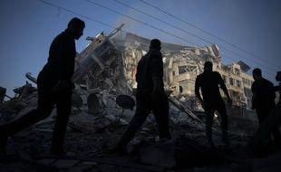L'Egypte, médiateur historique entre Israël et la Palestine s'est pour la première fois officiellement critiquer les violences d'Israël envers Gaza.  (Illustration)