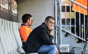 Mourad Boudjellal à Bordeaux le 5 juin 2015.
