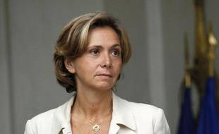 Valérie Pécresse à l'Elysée, en juin 2011.