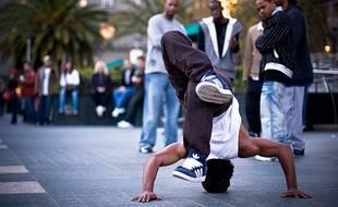Les entraînements de break demandent de la discipline et une grande volonté pour aller au-delà des douleurs et des difficultés.