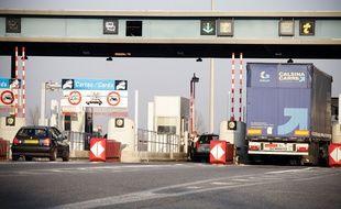 Le gouvernement envisage de mettre en place une nouvelle taxe pourles poids lourds sur des tronçons de routesgratuites (illustration).
