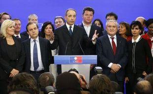 """L'ancienne garde des Sceaux Rachida Dati a qualifié lundi sur i-Télé les élections à la présidence de l'UMP de """"victoire"""" pour ce parti et salué """"un grand moment de mobilisation""""."""