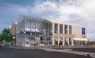 Le nouveau complexe UGC de Bordeaux, ouvrira aux Bassins à Flot au début de l'été 2021