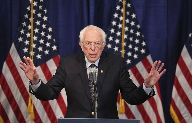 VIDEO. Primaire démocrate: Malgré ses défaites, Bernie Sanders continue sa campagne