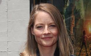 L'actrice Jodie Foster