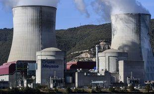 La centrale de Croas, en Ardèche.