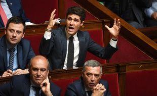 Aurélien Pradié est député du Lot depuis juin 2017.
