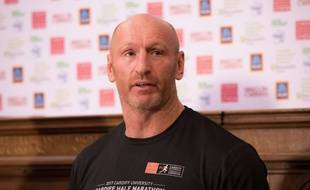 L'ancien joueur gallois Gareth Thomas (photo d'illustration).