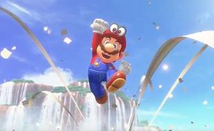 «Super Mario Odyssey», le «Super Mario» de la Switch.