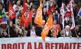 Sept Français sur dix ont soutenu la journée de mobilisation de samedi sur les retraites, même si pour près des deux tiers d'entre eux, le relèvement de l'âge légal de départ est inéluctable, selon un sondage de l'Ifop à paraître dans le Journal du Dimanche.