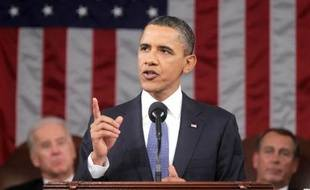 Barack Obama, lors du discours sur l'état de l'Union, le 25 janvier 2011.